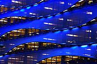 Car Park Wales Millennium Centre WMC Cardiff Bay Cardiff Wales