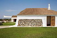 Torrenova estate, private house. Minorca, Balearic Islands, Spain