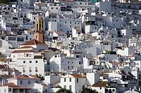 Competa. Axarquia, Malaga province, Andalucia, Spain