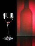 Still Life of Wine