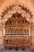 ADINATH TEMPLE, MOUNT SHETRUNJAYA, PALITANA, GUJARAT, INDIA