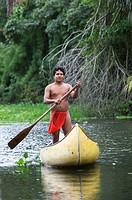 Choco indian, Panama
