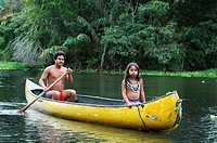 Choco indians, Panama