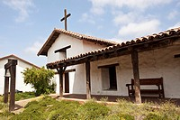 Mission San Francisco Solano was founded on July 4, 1823 and named for a missionary to the Indians of Peru born in Montilla, Spain