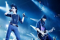 9 Oct 2009 Athens Greece  MTV day with the German band Tokio Hotel