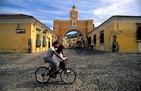´Calle del Arco´  Antigua  Guatemala