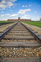Auschwitz-Birkenau Concentration Camp Poland