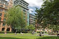 Parsonage Gardens Manchester