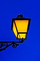 Street lamp, Spain