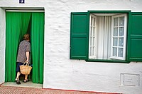 Fornells. Menorca. Balearics. Spain.
