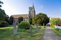 England Kent Rolvenden St  Mary the Virgin Church