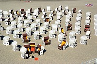 Beach Chairs in Sellin