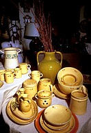 Italy,South,Puglia region, Grottaglie village,famous for the handwork pottery