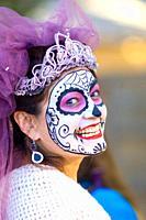 Day of the Dead parade in Albuquerque, New Mexico  Dia de los Muertos