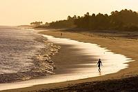 Santa clara beach, Pacífico, Panamá