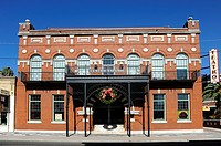 Ybor City Spanish culture center in Tampa Florida