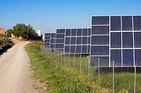Solar Energy  LLeida  Spain