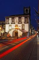 Town Hall / Ponta Delgada / Sao Miguel Island / Azores / Portugal