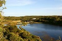 Sa Albufera d´es Grau, Minorca, Balearic Islands, Spain