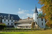 Loire castles, Château de la Bastie d´Urfé,St-Étienne-le-Molard, Loire Valley, Rhone Alpes region, France