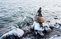 The little mermaid sculture, Copenhague