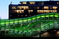 Cité de la Mode et du Design (City of Fashion and Design), IFM (Institut Français de la Mode), Docks en Seine, Quai d'Austerlitz, Paris, France