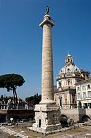 Trajan´s Column, Trajan´s Forum, Rome, Lazio, Italy