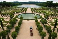 Orangery of Versailles Palace