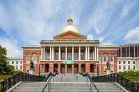 Massachusetts State house Capitol, Boston