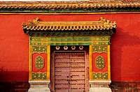 Forbidden City, Beijing, China, Asia.