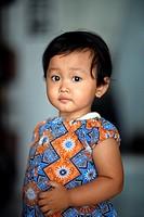 Toddler, Jakarta, Indonesia, Southeast Asia