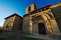 Romanesque church of San Martin, Artaiz, Navarre, Spain