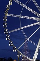 Ferris Wheel, Jardin des Tuileries Garden, Paris, France