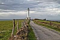 Lastres Lighthouse, Asturias, Spain