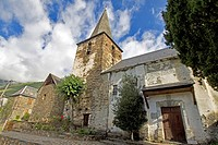 Sant Peir ad Vincula Church of Bausen, Val d´Aran