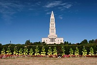 George Washington Masonic National Memorial, Alexandria, Virginia, USA. Construction begun 1922, dedicated 1932, but not completed until 1970. Tobacco...