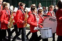 ANZAC day celebrations and parade in Avalon,Sydney,Australia 2013.