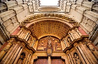 Cathedral La Seu, Palma de Mallorca, Mallorca, Spain.
