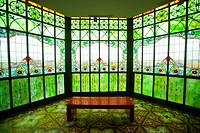 Casa Lis (Art Nouveau building) Salamanca, Castile and Leon, Spain, Europe.