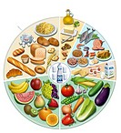 A balanced diet consists of foods that provide an adequate amount of each and every one of the nutrients we need for optimal health.