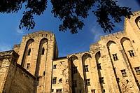 Old Papal Residence in Avignon