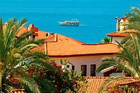 Historic centre Antalya, Turkey, Western Asia.
