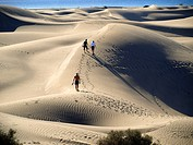 Maspalomas Dunes, Gran Canaria, Canary Islands, Spain
