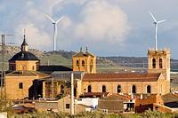 San Bartolome Parish and Antígua Royal University in Almagro, Ciudad Real, Castilla La Mancha, Spain.