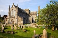 St Canice´s Cathedral, Kilkenny City, Ireland.