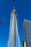 Freedom Tower. New York City. NY, USA.