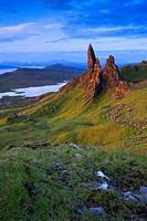 Old Man of Storr, Isle of Skye, Scotland.