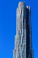 The Beekman tower, New York City, USA.