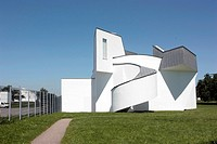 Vitra Design Museum, Weil am Rhein, Germany.