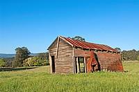 Old house, Victoria, Australia